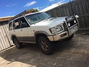 2000 Holden Jackaroo Turbo Diesel swaps commodore falcon Whittington Geelong City Preview