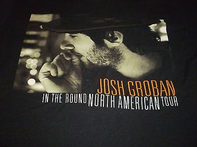 Josh Groban Tour Shirt ( Used Size M ) Nice Condition!!!