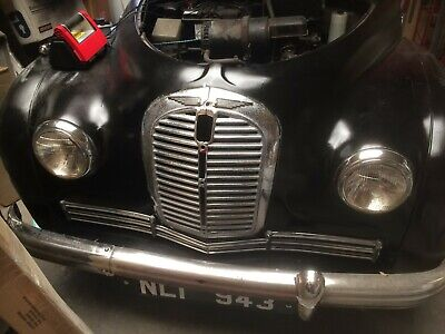 Austin A70 Hereford.1952,running driving solid all original barn find