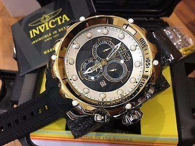 20406 Invicta Reserve Venom Sea Dragon Gen II Swiss Quartz Chronograph Watch