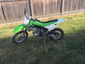 Like new 2013 Kawasaki  klx140