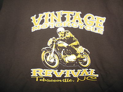 VINTAGE MOTORCYCLE REVIVAL