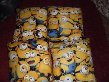 Cushions lots of them hand made character cushions $20 each Romaine Burnie Area Preview
