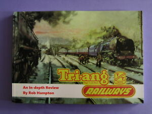 Tri-ang TT Book - 'Tri-ang TT Railways' TT gauge 3mm Scale - Tri-ang OO