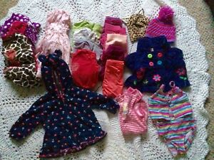 Girls clothes everything from 0-12 months!