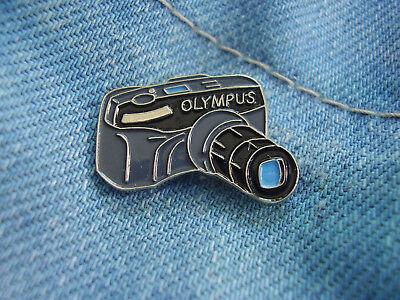 Olympus Pins (Pin Olympus Camedia Digitalkamera Fotokamera Kamera CAMEDIA grau)