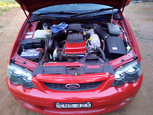 Xr6 turbo sedan 2004 Griffith Griffith Area Preview