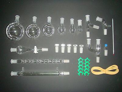Chemistry Lab Glassware Kit 2440lab Glassware Kitchemistry Glassware Kit