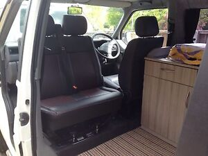 VW T4 Transporter Double seat swivel Base Only inc FREE FITTING