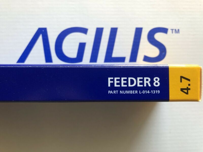 New in Box - MyData Agilis insert - Feeder 8mm Yellow 4.7 - Mycronic L-014-1319