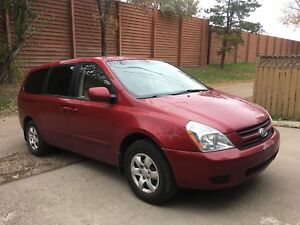 2007 Kia Sedona LX with Remote Starter (LWB)