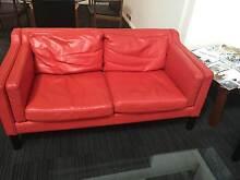 Price Reduced - Danish 2 Seater Sofa (reproduction) Perth CBD Perth City Preview