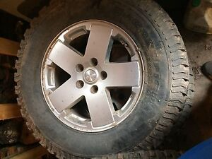 4rims and tires