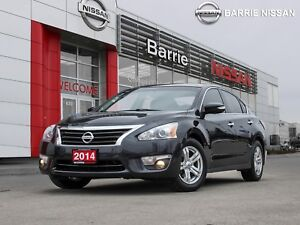 2014 Nissan Altima 2.5 SL CLEAN ONE OWNER TRADE