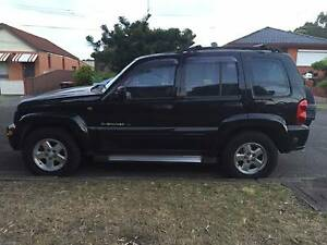2003 Jeep Cherokee Wagon Pagewood Botany Bay Area Preview