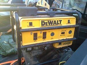 genererator Dewalt DG4300 parts