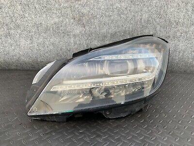 ✔ Mercedes W218 CLS350 CLS63 CLS550 Fahrer Links Seite Xenon Scheinwerfer OEM