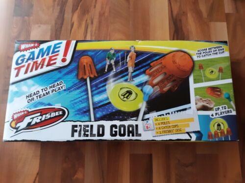 Wham-O Frisbee Field Goal Game