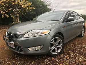 2009 Ford Mondeo Hatchback Collie Collie Area Preview