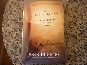 The-Sign-of-the-Book-by-John-Dunning-Signed-first-edition-in-dust-jacket-2005