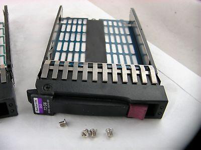 HP 2.5'' Hard Drive Tray Caddy SFF 371593-001 DL380 370 DL360 G5 SATA/SAS HDD