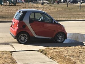2008 smartcar for two