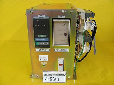 Dns Dainippon Screen Hot Rinse Tank Module Fc-3000 Copper Exposed Used Working
