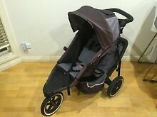 Phil & Teds Dash - Double pram with bassinet and accessories Oakleigh East Monash Area Preview
