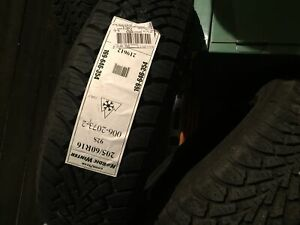New Goodyear Nordic Winter 205/60/R16
