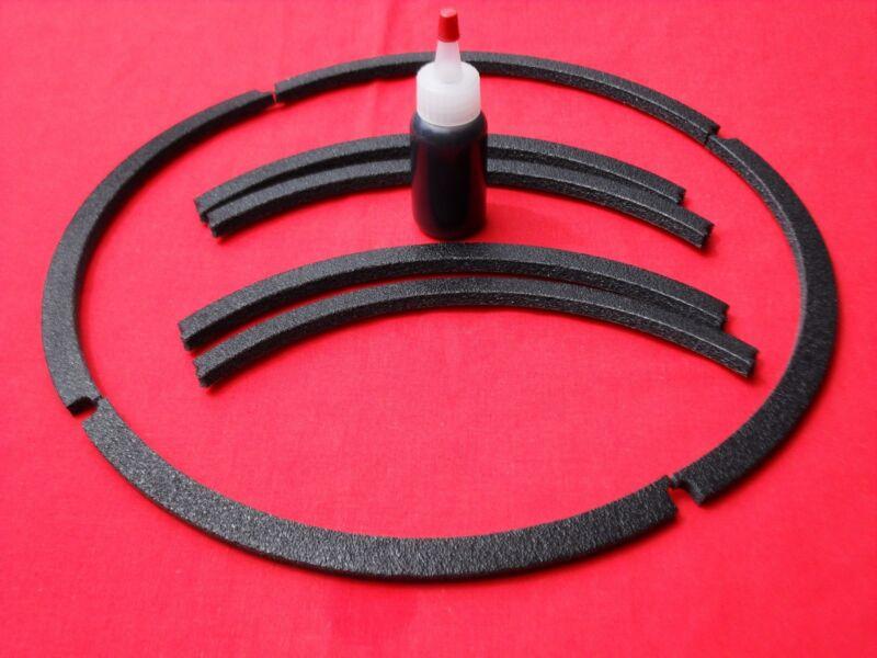 """12"""" JBL 2130,131,120, Hard foam Gasket Kit. Speaker Repair Parts."""