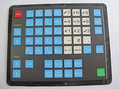 Fanuc Membrane Keysheet Keypad 0M (Full Keypad)