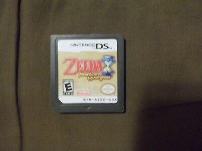 THE LEGEND OF ZELDA: PHANTOM HOURGLASS (Nintendo DS, 2007) NO CASE
