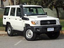 2015 Toyota LandCruiser Wagon Glendalough Stirling Area Preview