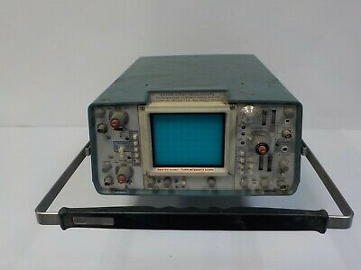 Tektronix 465m 2 Chchannel 100mhz Anusm-425v1 Oscilloscope Test Equipment