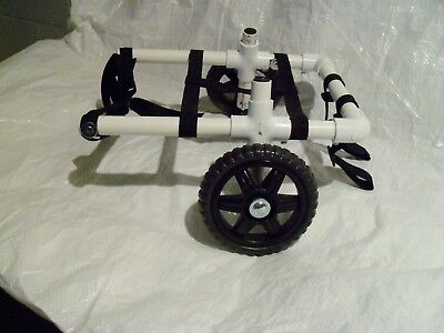 HANDICAPPED WHEELCHAIR FOR DOG OR CAT MADE TO FIT YOUR SMALL PETS MEASUREMENTS