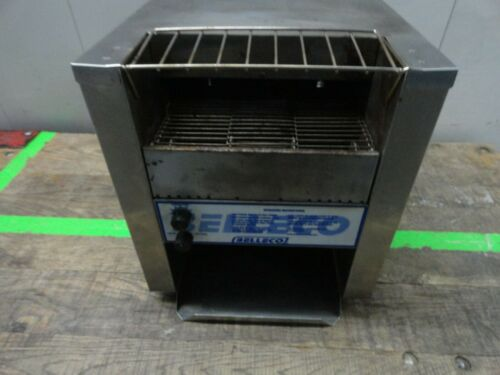Vollrath Belleco Conveyor Bagel Toaster oven , Model JT2-B