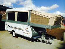2004 Jayco Hawk 7 Berth Caravan. Alfredton Ballarat City Preview