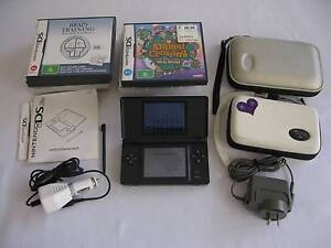 NINTENDO DS LITE + 7 GAMES Killarney Heights Warringah Area Preview