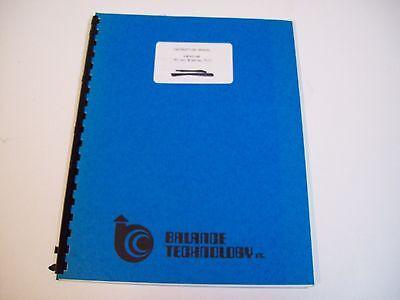 Balance Technology Vnr40-hb Allen Bradley Plc Instruction Manual - Free Shipping
