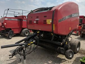 4x5 Round Baler | Find Farming Equipment, Tractors, Plows and More