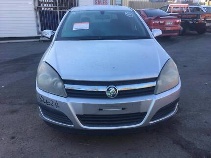 2006 HOLDEN ASTRA 5dr 5spd MANUAL #2262- PARTS ONLY FROM $$25.00