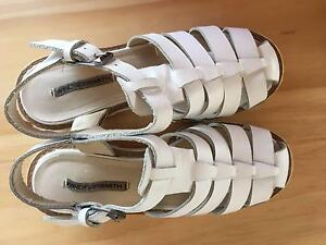 Windsor Smith Lily white sandals Boronia Knox Area Preview