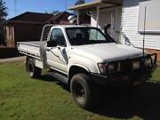 1999 TOYOTA HILUX, DIESEL Arcadia Hornsby Area Preview