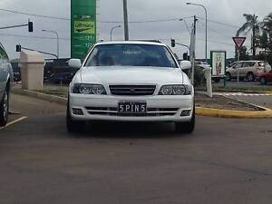 2001 Toyota chaser jzx100 SERIES 2 Ipswich Ipswich City Preview