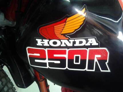 Wanted: OWNERS MANUAL FOR HONDA XL250R 1984-85
