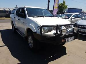 2011 Mitsubishi Triton GL-R Duel Cab Ute AUTO TURBO DIESEL EXTRAS Williamstown North Hobsons Bay Area Preview