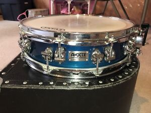 Ayotte custom snare drum