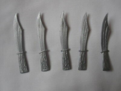 Gray Mini Pirate Swords - Party Favors, Crafts, Decor - Lot of 144 pc.  (Pirate Decoration)