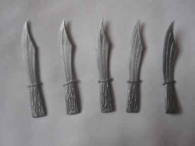 Gray Mini Pirate Swords - Party Favors, Crafts, Decor - Lot of 144 pc. ](Pirates Decoration)