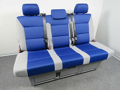 vw t5 multivan sitzbank gebraucht kaufen nur 3 st bis. Black Bedroom Furniture Sets. Home Design Ideas